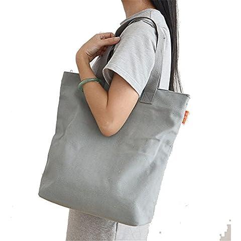 Wewod semplice grande capacità borsa alla moda con motivo floreale, Tela, 3, 36cmx10cmx37cm