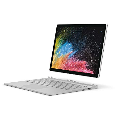 Microsoft Surface 1832 2018 13.5-inch Book 2 (7th Gen Core i5/8GB/256GB/Windows 10 Pro/Integrated Graphics)