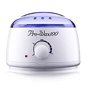 Hilaryrhoda Pro Wax 100 Warmer Hot Wax Heater For Hard, Strip And Paraffin Waxing