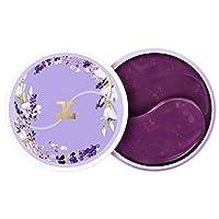 JAYJUN Lavender Tea Eye Gel Patch, 60 Patches