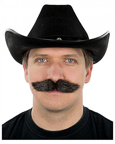 bigote-de-color-marrn-oscuro