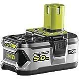 Ryobi RB18L50 ONE+ 5.0 Ah Lithium Battery