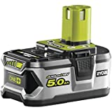 Ryobi Batterie RB18L50, Vert