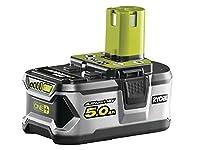 Ryobi RB18L50 18V ONE+ Lithium+ 5.0Ah Battery