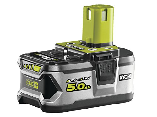 Ryobi RB18L50 ONE+ Batterie au lithium 5 Ah 18 V - Multicolo