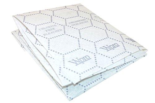 Whirlpool Gas Kochfeld Ersatzteile (Whirlpool 480181700643 Mikrowellenzubehör / Kochfeld / Original-Ersatzfett Papierfilter x 2 für Ihre Dunstabzugshaube / Dieser Teil / Zubehör eignet sich für verschiedene Marken)
