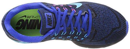 Nike W Air Zoom Structure 18 Scarpe sportive, Donna Blue/Black
