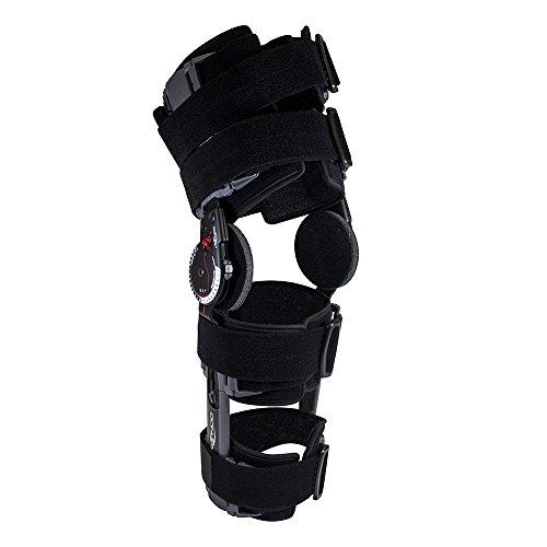 Bandagen & Gelenkstützen Fitness & Jogging Donjoy Strapping Elastische Kniestütze Kompression & Komfort Sport Rehab Brace