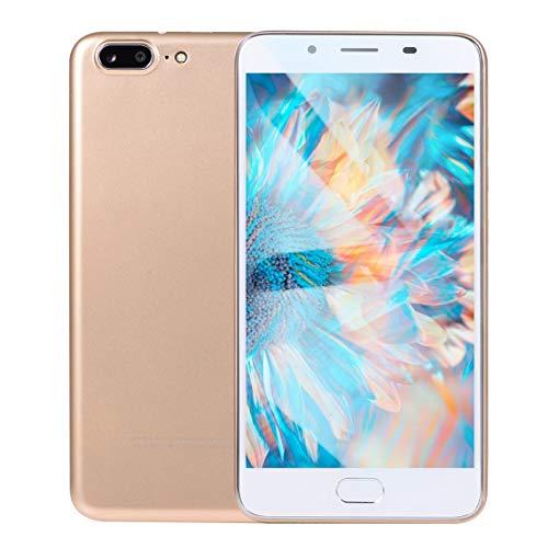Momorain R11 Plus 5,5 Zoll QHD Schirm Doppel-SIM-Karte 512 MB RAM + 4GB intelligentes Telefon 2.0MP + 2.0MP Kamera-Handy für Android 5.1