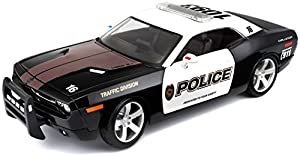 Tavitoys, 1/18 Special Dodge Challenger Negro (31365BK), Color (1)