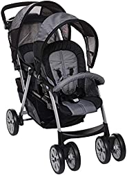 Chicco Together Stroller, Coal (0-3y)