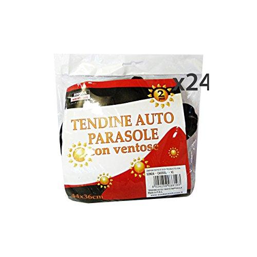 SET 24 SONDA PARASOLE TENDINE AUTO CASRE4927 - ARTICULOS PARA EL COCHE