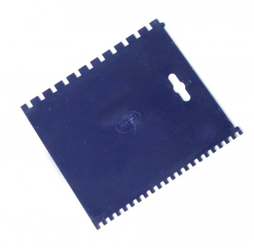 Connex COX883270 Spatule dentée en plastique - Coloris aléatoire