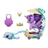 My little Pony 286335 Spielset mit Seepony Twilight Sparkle, Delphinfigur + 5 Accessories