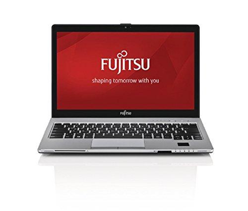 """Fujitsu LIFEBOOK U937 2.8GHz i7-7600U Intel Core i7 di settima generazione 13.3"""" 1920 x 1080Pixel Touch screen 3G 4G Nero Computer portatile"""