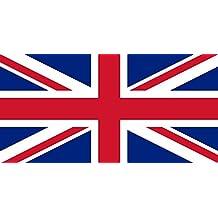 """2x autocollant pour voiture """" Grande-Bretagne - drapeau """" 2x Car Sticker Great Britain flag (env. 8x5 cm)"""