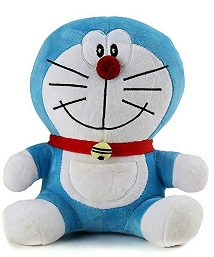 Handmart Doremon Stuffed Soft Toys Teddy (24 cm)