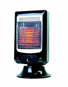 stufa radiante a risparmio energetico 400w thermal