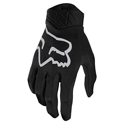 Fox Gloves Flexair Black M Black Snow Glove