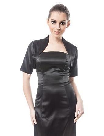 Womens black evening jacket uk