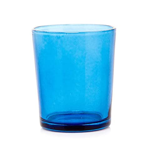 Bougie votive Cobalt (Lot de 12)