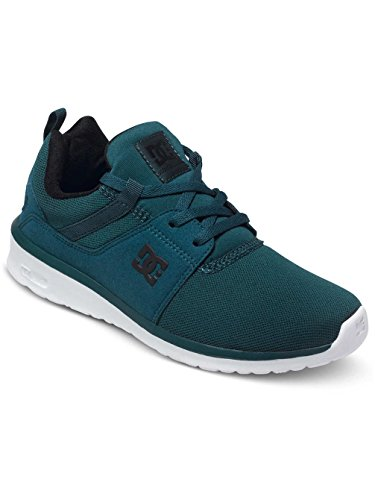 Vert Sneakers Heathrow Basses Femme Shoes DC FnXqEx5Yx