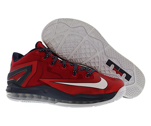 Nike Max Lebron XI Low (118) red