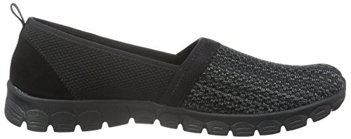 Skechers - Ez Flex 3.0 big Money, Scarpe da ginnastica Donna Nero (Nero (Blk))