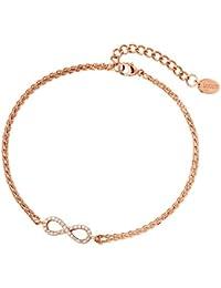 586afe78e107 Suchergebnis auf Amazon.de für  DOOSTI - Silber   Armbänder   Damen ...