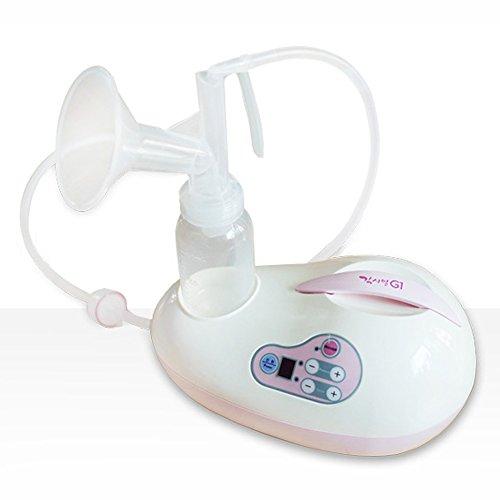 gaksimil G1–Sacaleches eléctrico sin BPA breastpump & Simple Inglés Guía del usuario blanco blanco Talla:individual