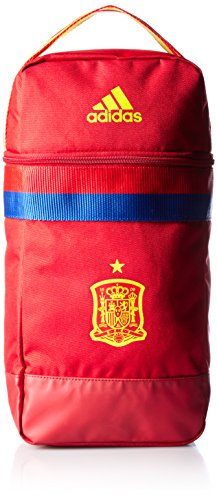 2016-2017 Spain Adidas Shoe Bag (Red) Red