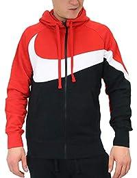 l'atteggiamento migliore e02d8 e3a28 Amazon.it: Nike - S / Felpe con cappuccio / Felpe: Abbigliamento