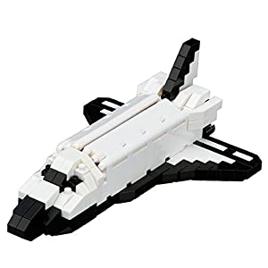 Nanoblock NAN-NBH128 Orbiter - Puzzle 3D
