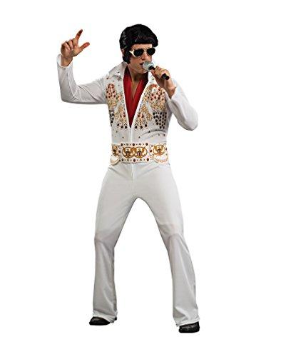 Elvis Presley Herrenkostüm XL