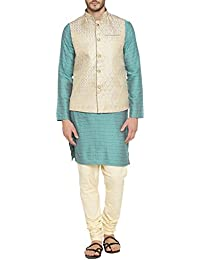 Indus Route by Pantaloons Boy's Polyester Blouson Waistcoat