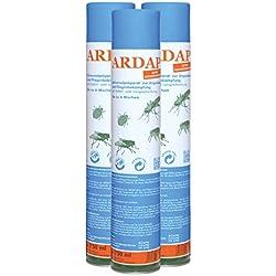 Ardap Spray 3 x 750ml