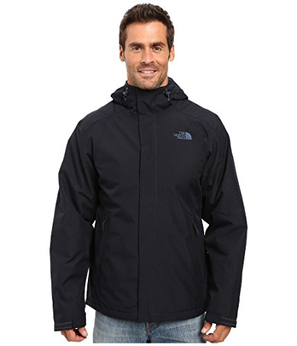 The North Face Men's Inlux Insulated Jacket - Urban Navy Heather - XXL Inlux Insulated Jacket