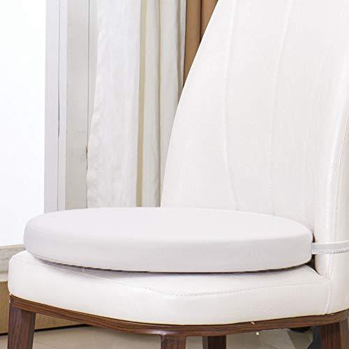 D&LE Redondo Cojín de algodón de Memoria 5 cm Gruesa Cojín Silla Movible Japonés Tatami Cojines...