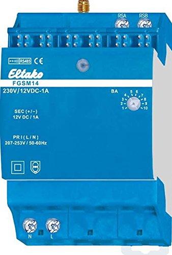Eltako 4407435 Funk-Modul GSM mit Flat, FGSM14