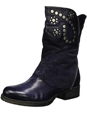 Mjus Damen 185612-0101-6357 Biker Boots