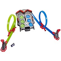 Hot Wheels - Ikili Yarış Macerası Oyun Seti (Mattel Fdf27)