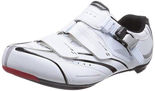 Shimano SH-R088, Chaussures de Vélo de Route Adulte Mixte Blanc