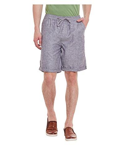 Yepme Men's Cotton Linen Shorts - Ypmsort0256-$p