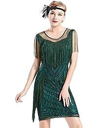 Suchergebnis Auf Amazon De Fur 20er Jahre Kleider Grun Bekleidung