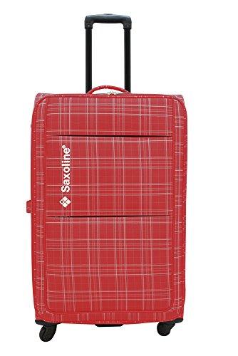 Saxoline – Maleta  Rojo rojo 65 cm