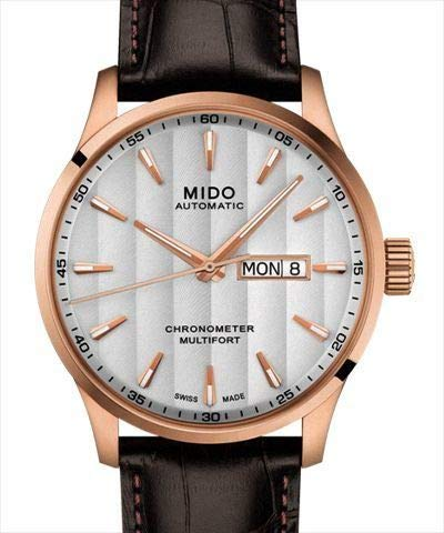 Mido Multifort Chronometer 1 Herren-Armbanduhr Automatik M038.431.36.031.00