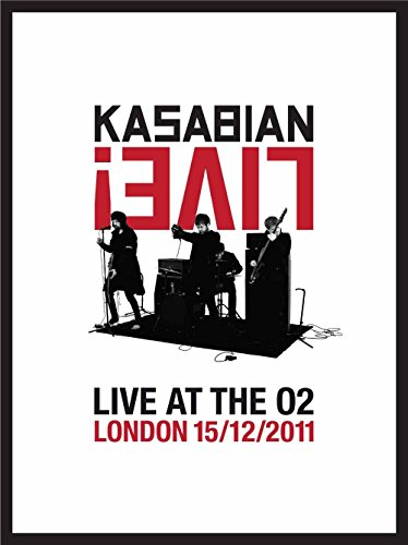 Kasabian - Live At The O2 London 15/12/2011 (Dvd+Cd)