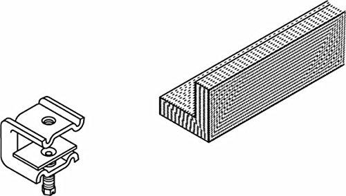 Preisvergleich Produktbild Puk-Werke Montageklemme MKD 21 H=6-21mm B=44mm Schraubklemme 4040918045829