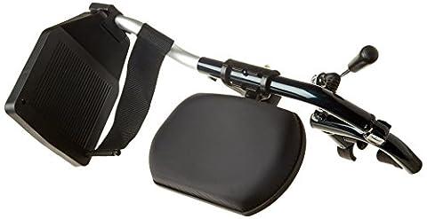 Drive DeVilbiss Healthcare Elevating Leg Rest for Enigma Aluminium Wheelchair (RH Side)
