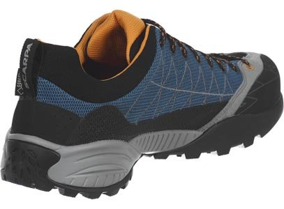 Scarpa Schuhe Zen Pro Men blau orange grau